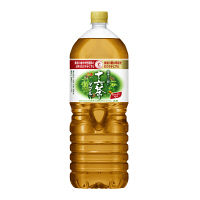 【トクホ・特保】アサヒ飲料 食事と一緒に十六茶W(ダブル) 2L 1セット(12本)