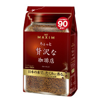 【インスタントコーヒー】AGF マキシム ちょっと贅沢な珈琲店 モカ 1袋(180g)