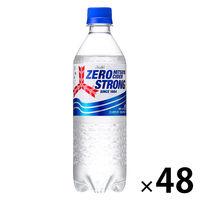 アサヒ飲料 三ツ矢サイダーゼロストロング 500ml 1セット(48本)
