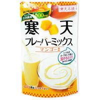 寒天本舗 寒天フレーバーミックス マンゴー風味 12g×4袋入 ダイエットドリンク ダイエット食品