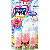 ブルーレットデコラル トイレ芳香洗浄剤 リラックスアロマ(3回分)