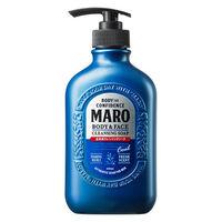 MARO(マーロ) 全身用クレンジングソープ クール ポンプ 400ml