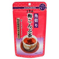玉露園 角切り梅味こんぶ茶 1袋