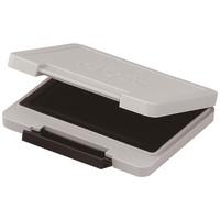 シャチハタ フォアコートスタンプ台 中形 黒 盤面サイズ/56×90mm HCN-2-K