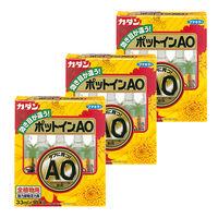【園芸用品】カダン ポットインAO 33mL 1セット(30本:10本入×3箱) フマキラー