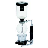 ハリオ・コーヒーサイフォン「テクニカ」 2杯用 TCA-2 1セット HARIO (取寄品)