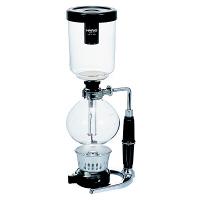 ハリオ・コーヒーサイフォン「テクニカ」 5杯用 TCA-5 1セット HARIO (取寄品)