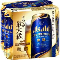 アサヒ ドライプレミアム豊醸 500ml 6缶