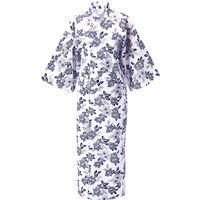 ガーゼねまき 婦人 M 140050 川本産業 (取寄品)