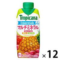 トロピカーナ エッセンシャルズ マルチミネラル 330ml 1箱(12本)