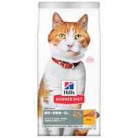 SCIENCE DIET(サイエンス・ダイエット) キャットフード 避妊・去勢猫用 チキン 成猫用 1.8kg 1袋 日本ヒルズ・コルゲート