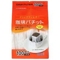 珈琲パチット1袋(100枚入)