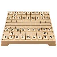 ハナヤマ 本格将棋 1セット