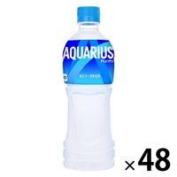 アクエリアス 500ml  1セット(48本)