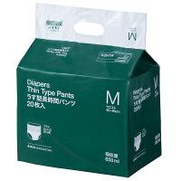 アスクル×エルモアいちばん うす型長時間パンツ M 1箱(20枚×6パック入)