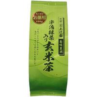 上辻園 宇治抹茶入り玄米茶 1袋(350g)