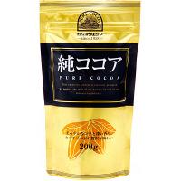 サッポロウエシマコーヒー 純ココア 1袋(200g)