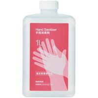サラヤ 手指消毒剤 1L 付替用