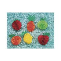 ササガワ 七夕飾り ミニでんぐり 6点セット 46-8750 1セット (取寄品)