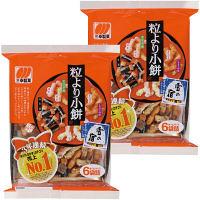 三幸製菓 粒より小餅 90g 1セット(2個)