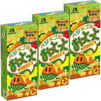 森永製菓 ベジタブルおっとっと コンソメ味 50g 1セット(3箱)