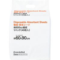 サノテック 吸収・防水シーツ 1パック(40枚入り)