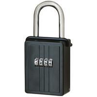 アイアイ ボックス付き南京錠 スペアーキーボックス レギュラータイプ 5215255 1個