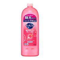 キュキュット 詰替用770mL ピンクグレープフルーツの香り