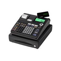 カシオ計算機 電子レジスター TE2800 ブラック TE-2800-25SBK