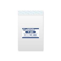 HEIKO クリスタルパック T T B5 横195×縦270+フタ40mm 6743100 1袋(100枚入) シモジマ