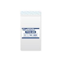 HEIKO クリスタルパック T T 15-25 横150×縦250+フタ40mm 6742200 1袋(100枚入) シモジマ