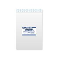 HEIKO クリスタルパック T T 24-33.2 横240×縦332+フタ40mm 6741010 1袋(100枚入) シモジマ