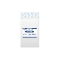HEIKO クリスタルパック T T A6 横110×縦170+フタ40mm 6740810 1袋(100枚入) シモジマ
