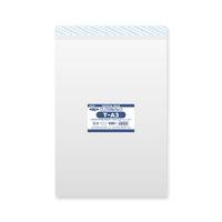 HEIKO クリスタルパック T T A3 横310×縦435+フタ40mm 6742300 1袋(100枚入) シモジマ