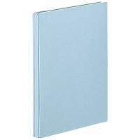 セキセイ のびーるファイル エスヤード A5タテ ブルー 50冊 AE-30F-10