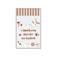カクケイ ちょこっとPP袋 アニマルパーティ S FK2020 1セット(50枚) (取寄品)
