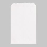 カクケイ 紙袋 純白ロール 5号 袋工房 フ-914 1セット(200枚) (取寄品)
