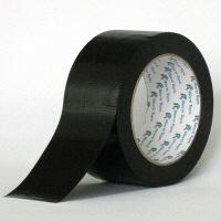 包装用PE粘着テープ#674黒50×25
