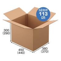 2枚売り段ボール120CM以内 45x38x30 2518-01-00