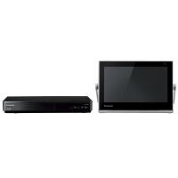 パナソニックポータブルTV&HDD10型