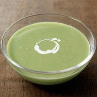 枝豆の冷製グリーンスープ