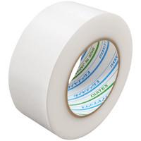 ダイヤテックス 養生テープ パイオランクロス粘着テープ Y-09-CL 塗装養生用 クリア 幅50mm×50m巻 1セット(150巻:30巻入×5箱)