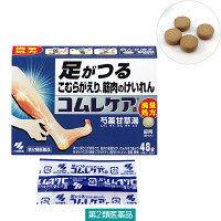【第2類医薬品】コムレケア 48錠 小林製薬