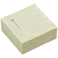 溝端紙工印刷 茶殻リサイクル紙ナプキン 4つ折り CP4AIN 1袋(100枚入)