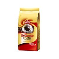 【コーヒー粉】キーコーヒー グランドテイスト 甘い香りのモカブレンド 1袋(1kg)