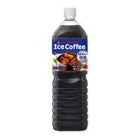 ポッカサッポロフード&ビバレッジ アイスコーヒー味わい微糖 1500ml 1本