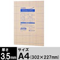 アスクル のり付パネル 厚さ3.5mm A4(302×227mm) 10枚