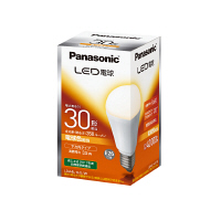 パナソニック LED電球 E26下方向(電球色相当) LDA4LHEW