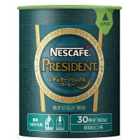 【インスタントコーヒー】ネスレ日本 ネスカフェ プレジデント エコ&システムパック 1本(60g)