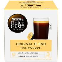 ネスカフェ ドルチェグスト専用カプセル オリジナルブレンド 1箱(16杯分)